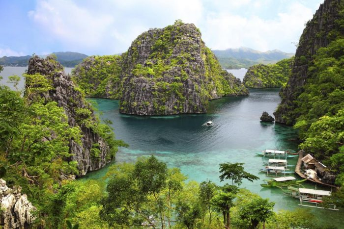 palawan islands philippines