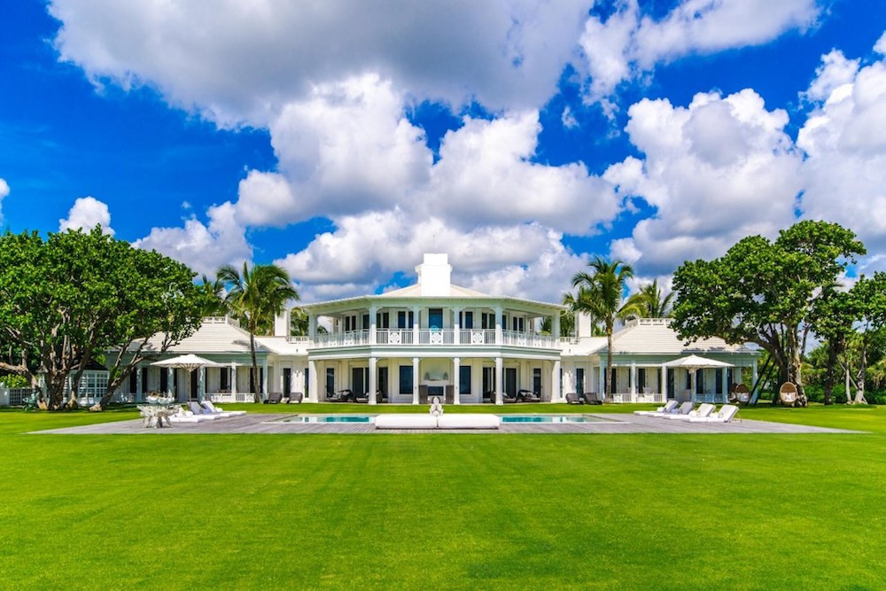 Celine Dion's florida mansion