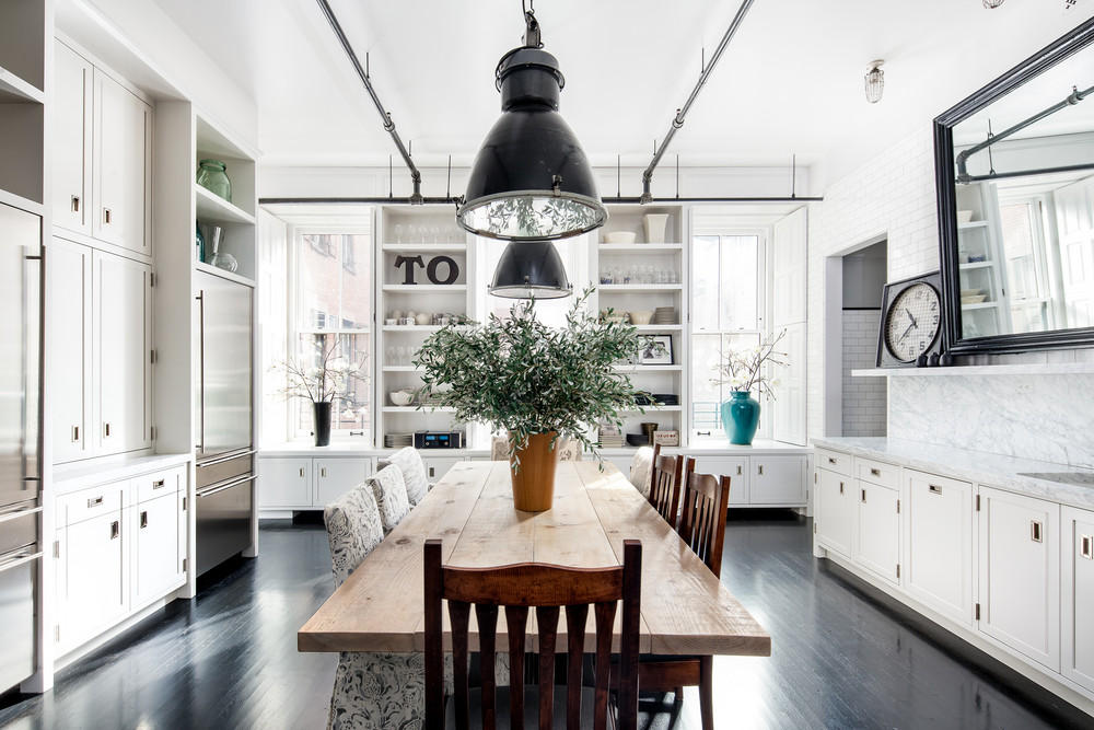 Meg Ryan's SoHo Loft in Tribeca