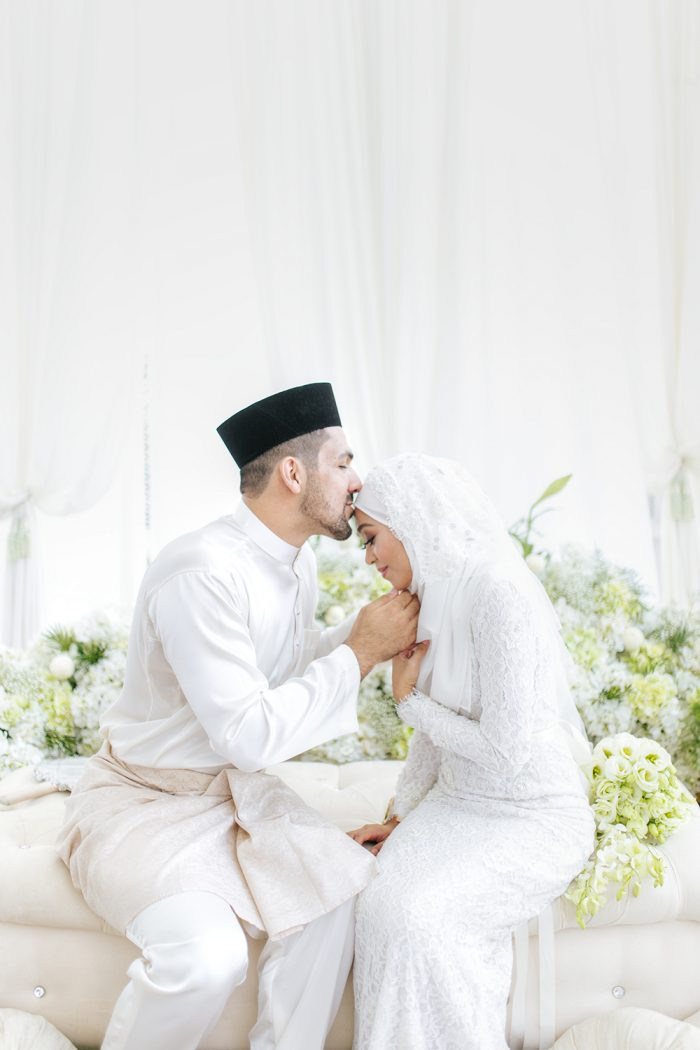 hypnosia project - beautiful malay wedding photography