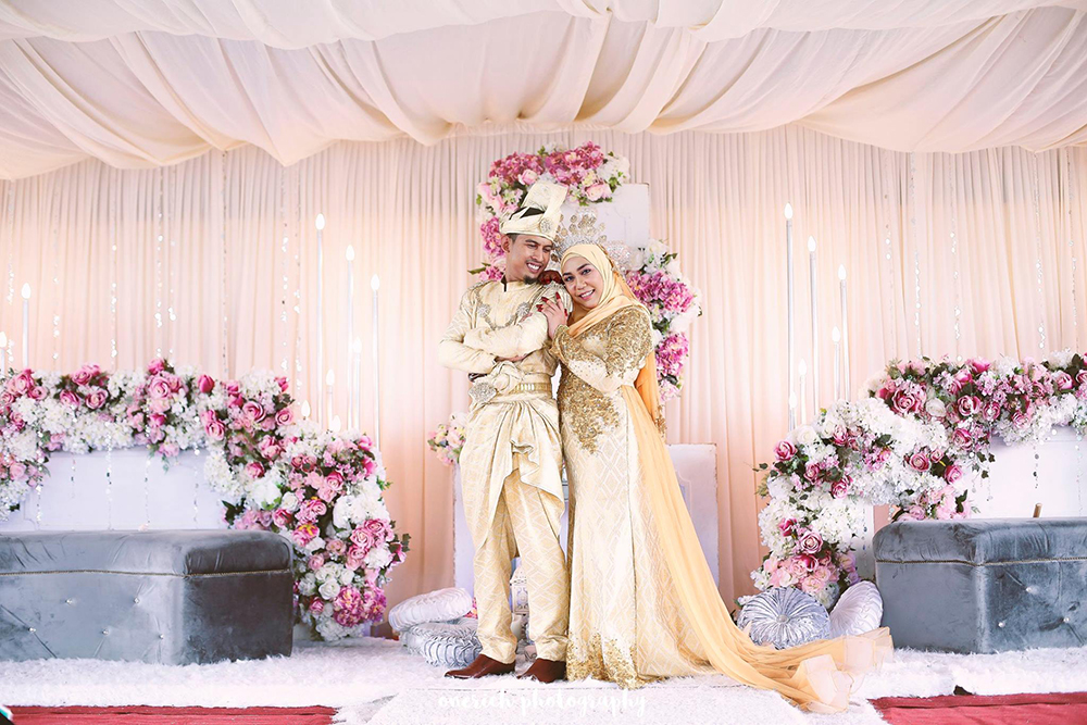 malay wedding cost