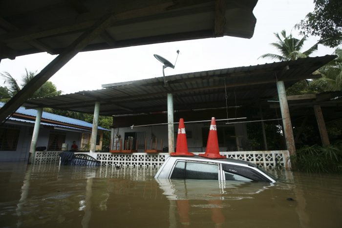 penang flood