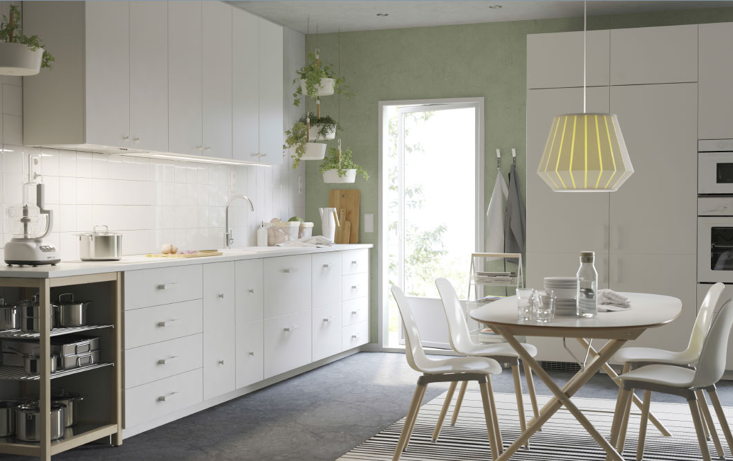 8 Amazing Ikea Home Designs We Want To Steal Right Now