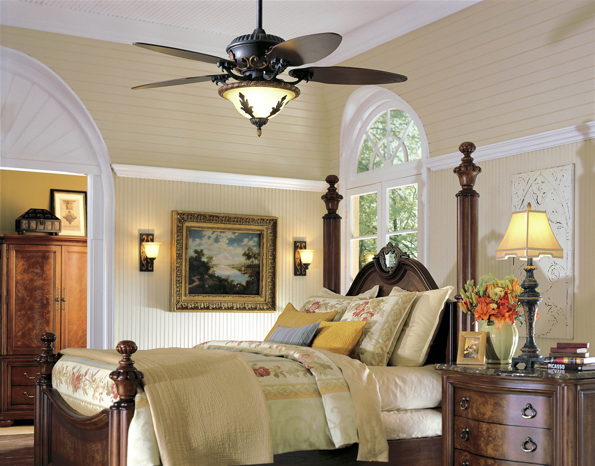 How To Choose Ceiling Fans According To Your Needs