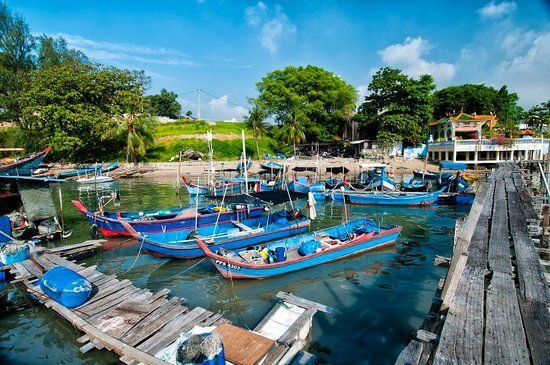 Fishing Village, Penang