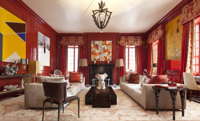 Image credit fatare.com & 6 Impressive Chinese New Year Themes for Your Living Room
