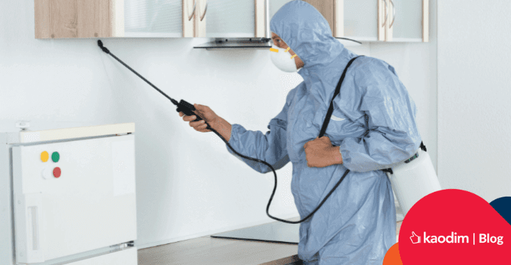 7 Preparation Steps for Cockroach Control Service