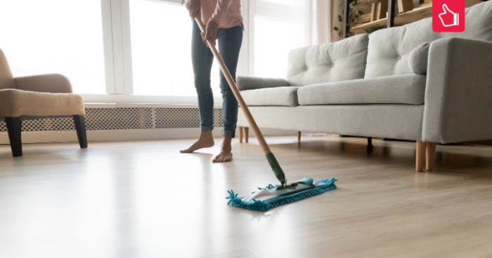 Simple tips to mop your floors correctly