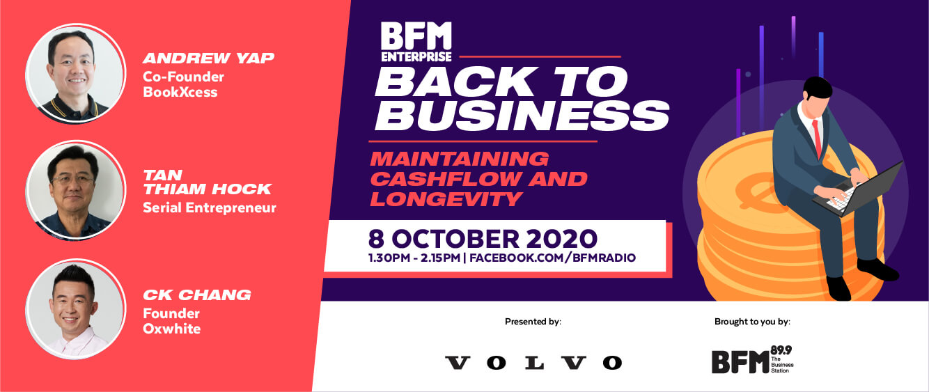 Back to Business 2020: Maintaining Cashflow and Longevity