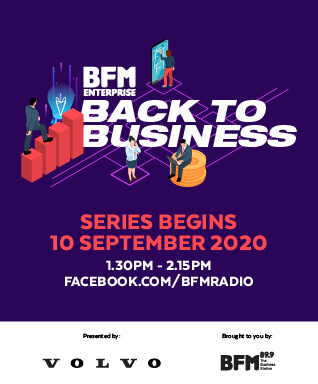 Back To Business 2020 Webinar Series
