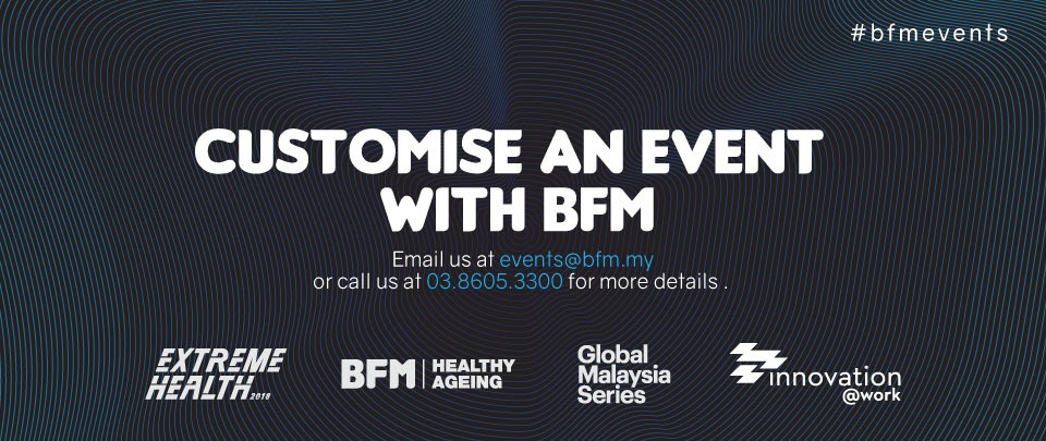 Customize an event with BFM