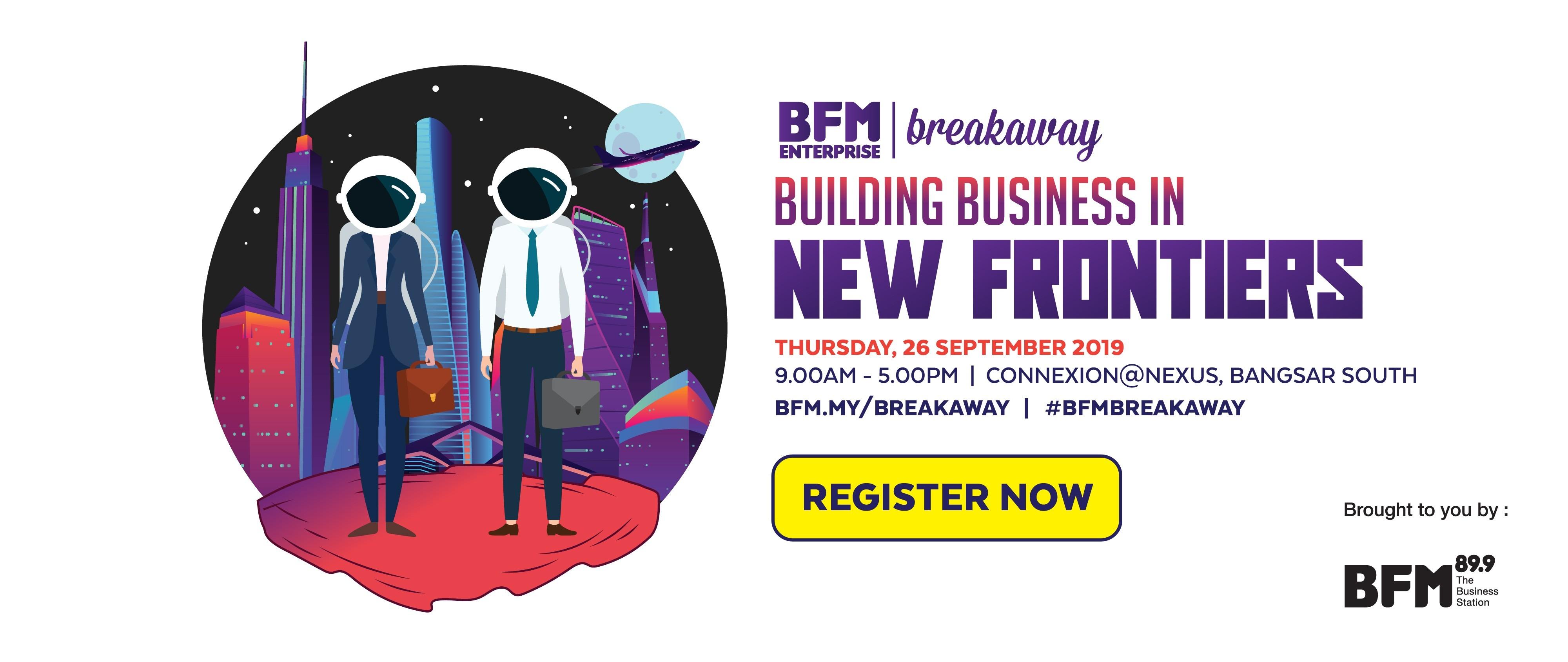BFM Enterprise Breakaway 2019