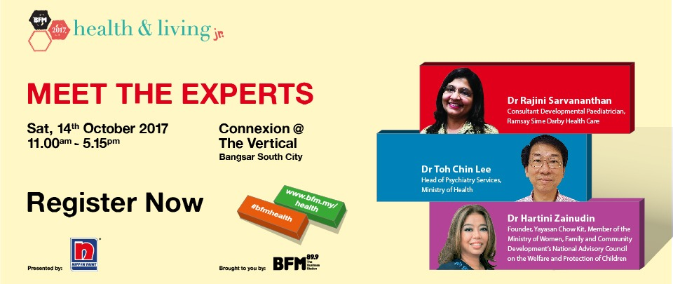 BFM Health & Living Junior 2017