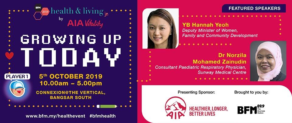 BFM Health & Living Junior 2019