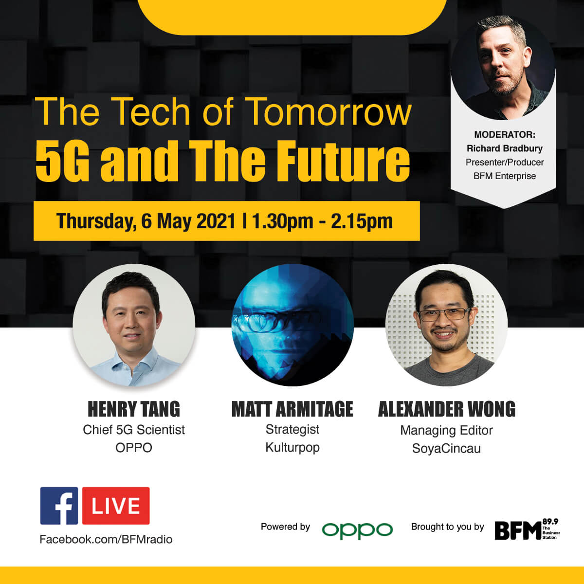 The Tech of Tomorrow: 5G and The Future