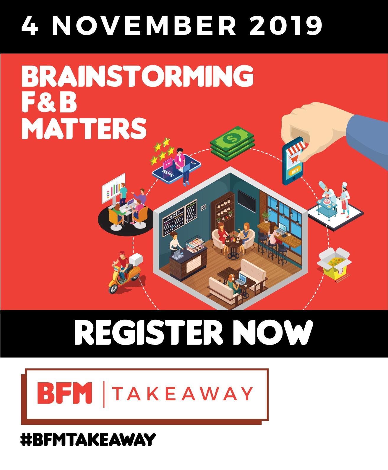 BFM Takeaway 2019