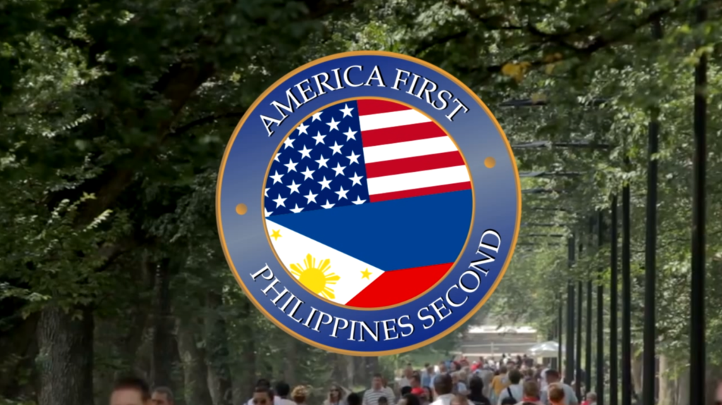 America First, Philippines Second