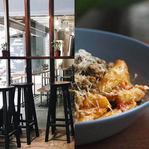 Restaurants for Solo Diners - Bucky's