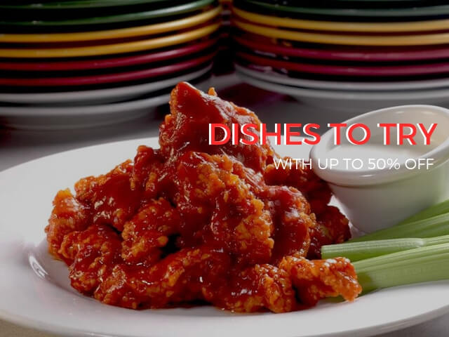 5 dishes to try september 2018 (earth wind and fire)