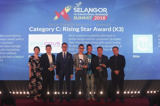 Selangor International Business Summit 2018