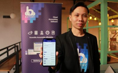 Biztory Launches Mobile Accounting App for SMEs