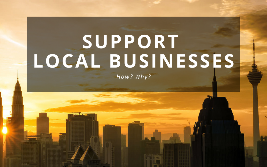 Support Local Businesses – Hows and Whys (Great Deal below, Don't miss out)