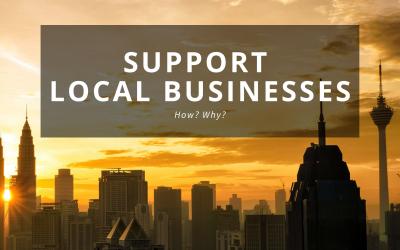 如何支持本地企业,为什么我们得支持本地企业呢?(请别错过以下的资讯)