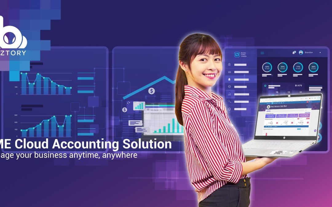 How cloud accounting helps over 10,000 SMEs to stand out using the Internet?