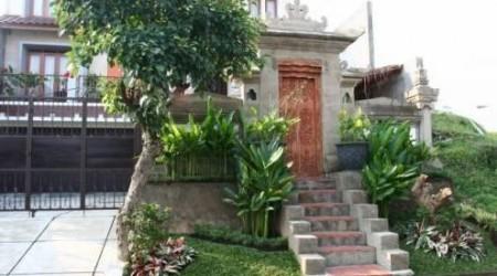 villa esklusif untuk keluarga kecil