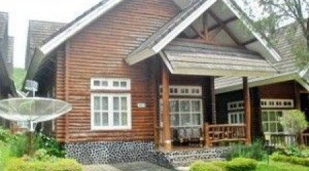 Villa For Family Getaway in Puncak