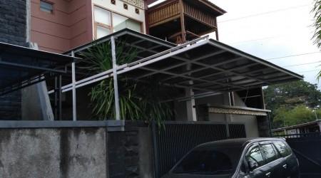 Rumah sewa harian nyaman denpasar