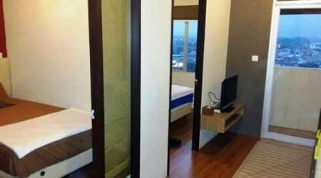 Apartemen The Edge 2BR Nyaman Asri