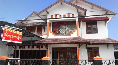 Guesthouse Jogja Homy Kaliurang 1