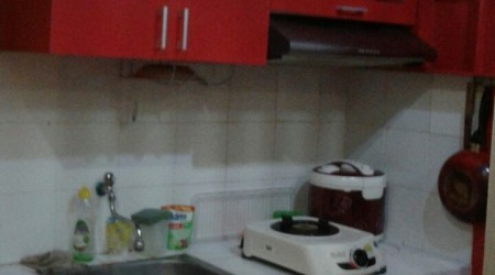 dapur yang lengka