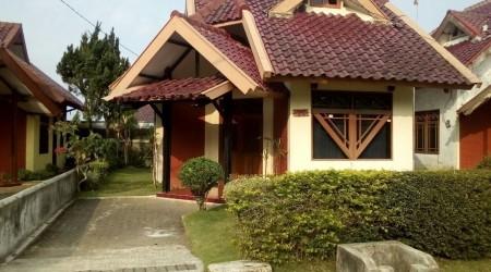 Villa d'orchid park 2 kmr, puncak