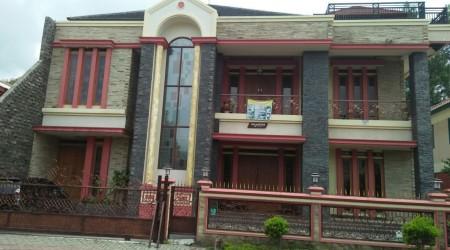 Villa Sejuk di Kota Bunga Cipanas