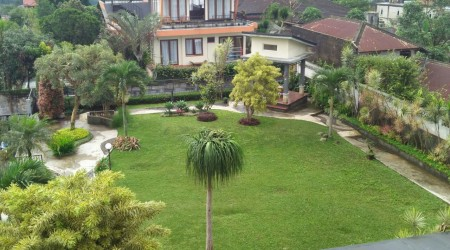 Villa disamping Istana Cipanas