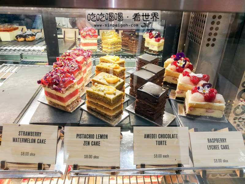 悉尼西瓜蛋糕