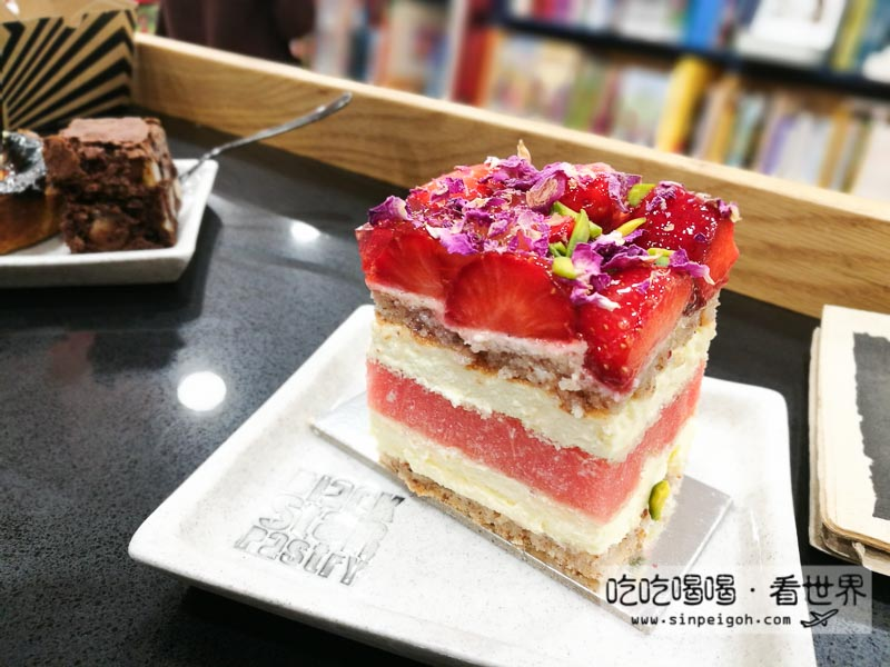 悉尼草莓西瓜蛋糕