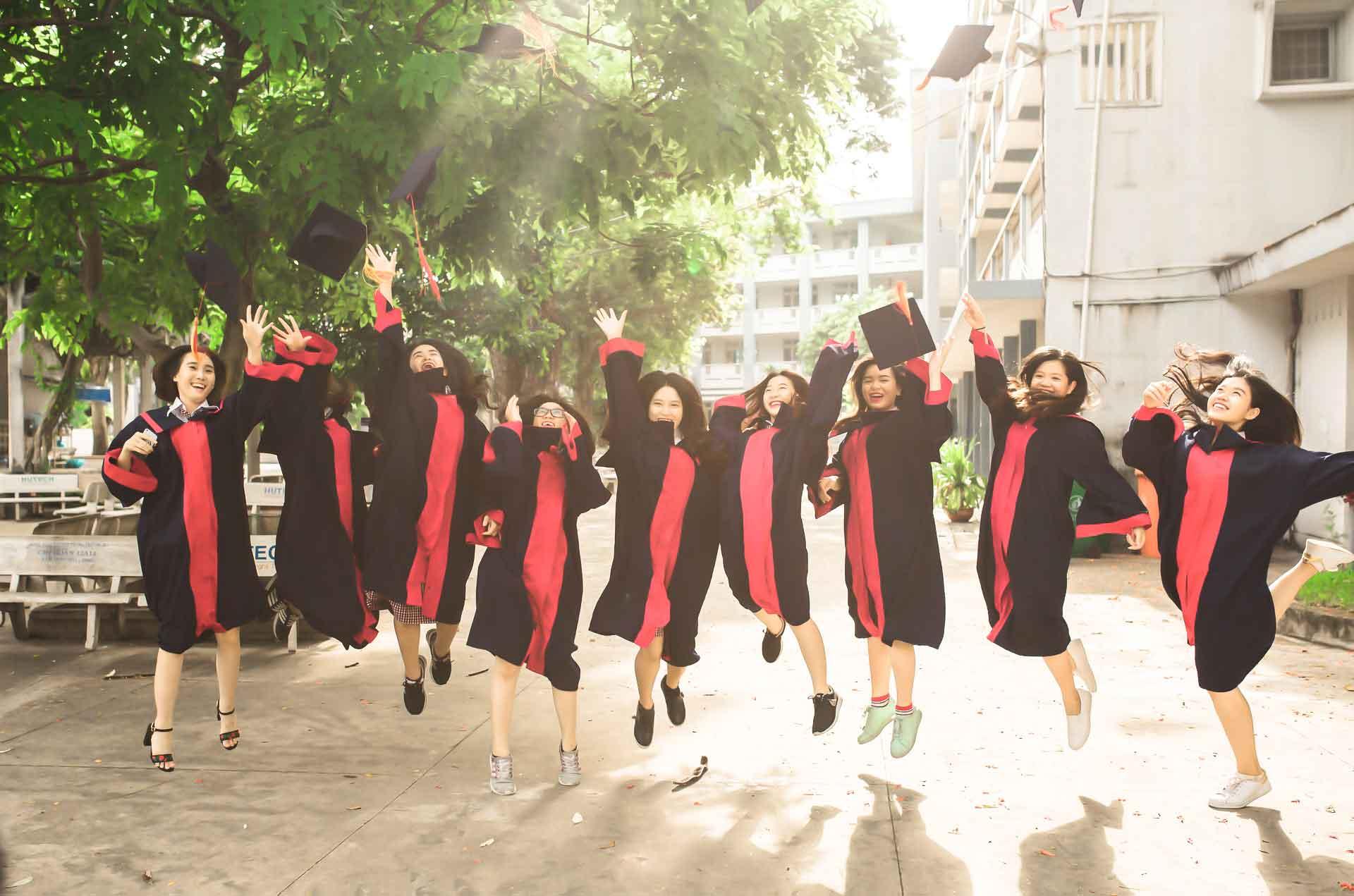 Graduates of Visayas universities