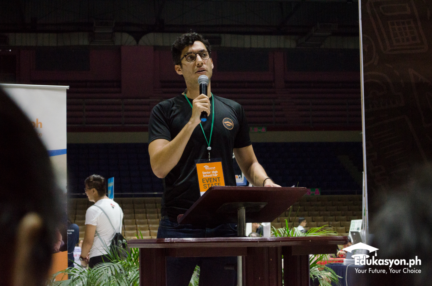 Edukasyon.ph CEO and co-founder Henry Motte Munoz