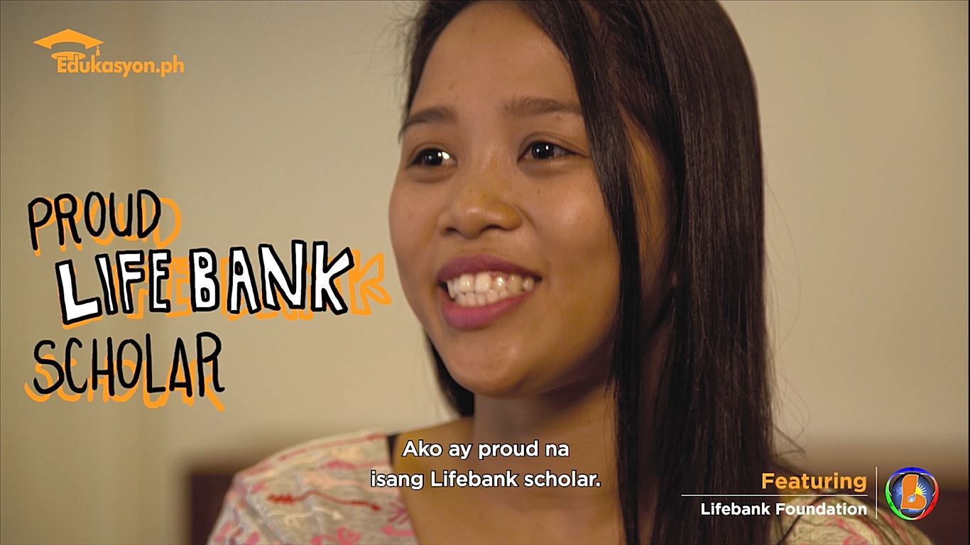 Lifebank Scholar - Joy