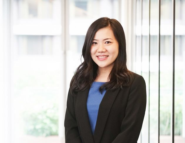 Lin Qing, recipient of this year's Mastercard MBA Scholarship for Women 2018