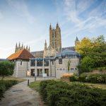 Canterbury Cathedral at University of Kent