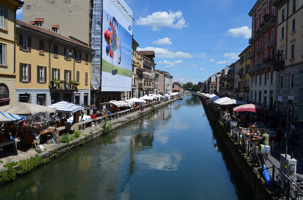 Milan Canals