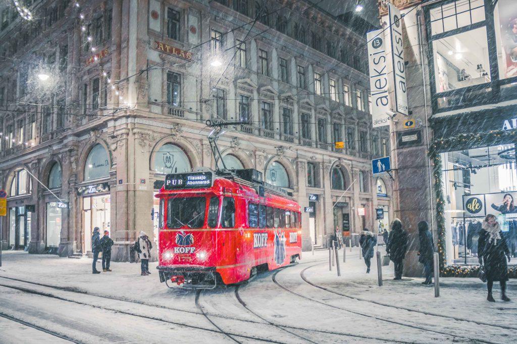 Helsinki, livable city