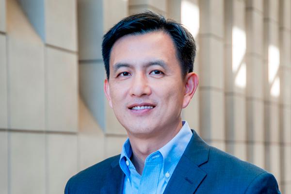 LMU professor David Choi