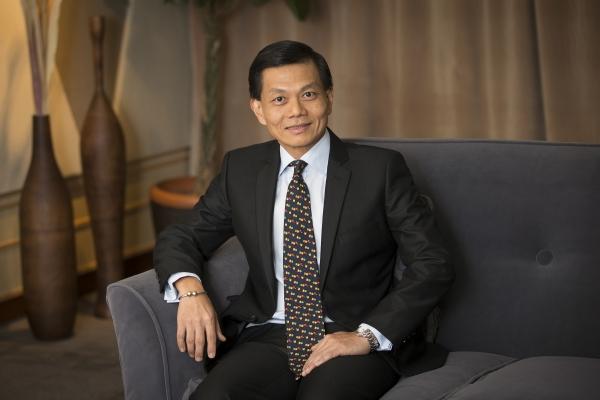 SMU Professor Ang Ser Keng