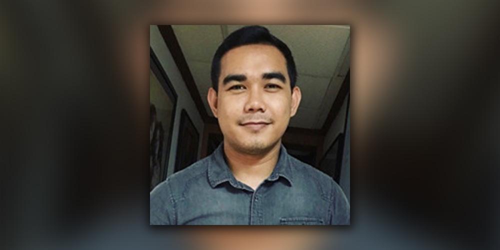 Hinrich Foundation scholar Froland Magallanes tajale