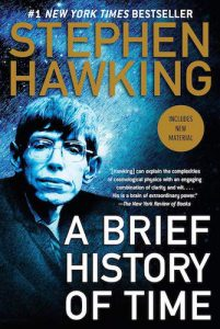 STEM Strand reads: A Brief History of Time by Stephen Hawking. He gets funny and sarcastic sometimes, jsyk.